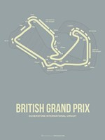 British Grand Prix 1 Fine Art Print
