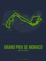Monaco Grand Prix 2 Fine Art Print