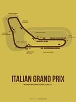 Italian Grand Prix 1 Fine Art Print