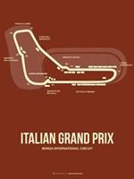 Italian Grand Prix 3 Fine Art Print