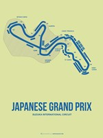 Japanese Grand Prix 2 Fine Art Print