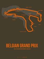 Belgian Grand Prix 1 Fine Art Print