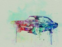 1967 Dodge Charger  2 Fine Art Print
