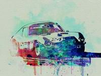 Ferrari 250 GTB Racing Fine Art Print