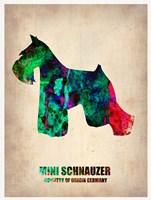 Miniature Schnauzer 2 Fine Art Print