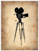 Vintage Film Camera Fine Art Print