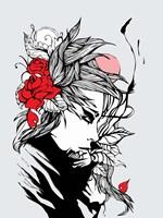 Love Flovers Fine Art Print