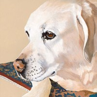 Dlynn's Dogs - Shell Fine Art Print