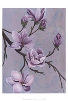 Branches of Magnolia II Fine Art Print