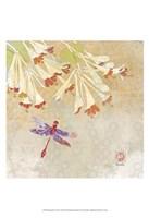 Dragonfly Lustre II Fine Art Print