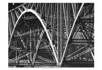 Structural Details IX Fine Art Print