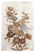 Wildflower Branch I Framed Print