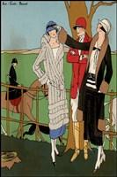 Vintage Couture III Fine Art Print