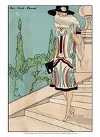Vintage Couture V Fine Art Print