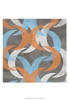 Graphic Wave II Fine Art Print