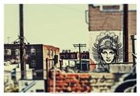 Urban Tags III Fine Art Print