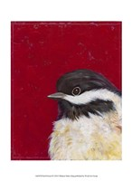 Bird Portrait II Fine Art Print