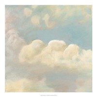 Cloud Study I Framed Print