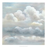 Cloud Study II Framed Print