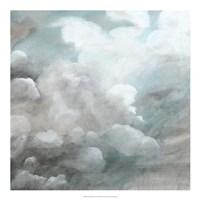 Cloud Study IV Framed Print