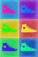 Shoe Pop Art 2 Fine Art Print