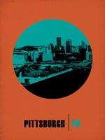 Pittsburgh Circle 1 Fine Art Print