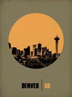 Denver Circle 2 Fine Art Print