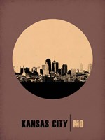 Kansas City Circle 2 Fine Art Print