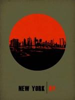 New York Circle 3 Fine Art Print