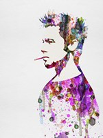 Fight Club Watercolor Fine Art Print