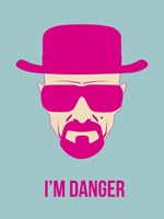 I'm Danger 2 Fine Art Print