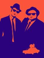 Brothers Fine Art Print