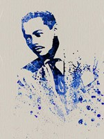 Billy Eckstine Watercolor Fine Art Print