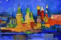 Moscow Fine Art Print