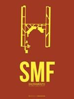 SMF Sacramento 1 Fine Art Print