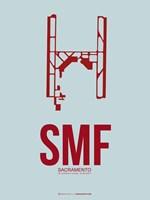 SMF Sacramento 2 Fine Art Print