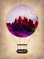 Kansas Air Balloon Fine Art Print