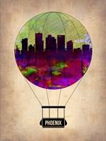 Phoenix Air Balloon Fine Art Print
