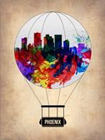 Phoenix Air Balloon 2 Fine Art Print