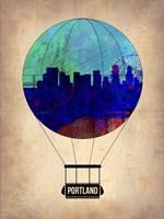 Portland Air Balloon Fine Art Print