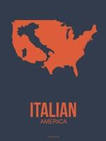 Italian America 3 Fine Art Print