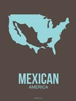 Mexican America 2 Fine Art Print
