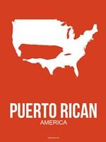 Puerto Rican America 3 Fine Art Print