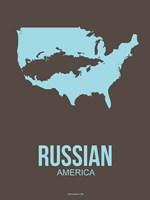 Russian America 2 Fine Art Print
