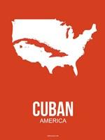 Cuban America 2 Fine Art Print