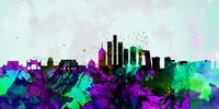 Beijing City Skyline Fine Art Print