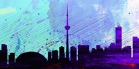 Toronto City Skyline Fine Art Print
