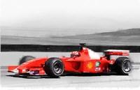 Ferrari F1 Laguna Seca Fine Art Print