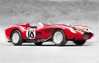 1957 Ferrari Testarossa Fine Art Print