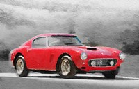 1960 Ferrari 250 GT SWB Fine Art Print